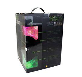 Hype Holo Bass Bluetooth Tailgate Speaker