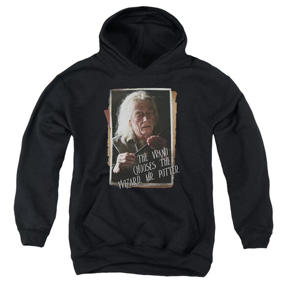 Harry Potter Olivander Youth Pull Over Hoodie