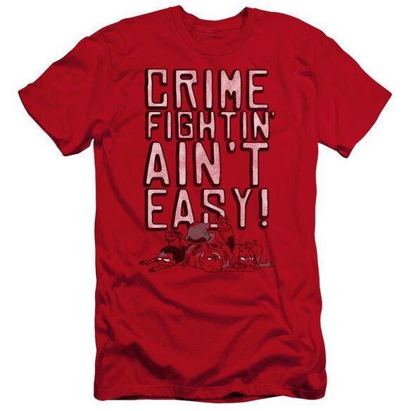 Teen Titans Go Not Easy Hbo Short Sleeve Adult T-Shirt