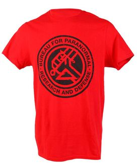 Hellboy BPRD Logo T-Shirt