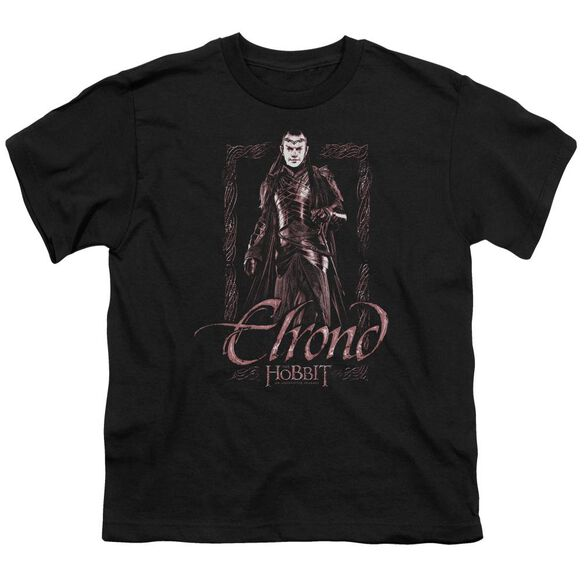 The Hobbit Elrond Stare Short Sleeve Youth T-Shirt