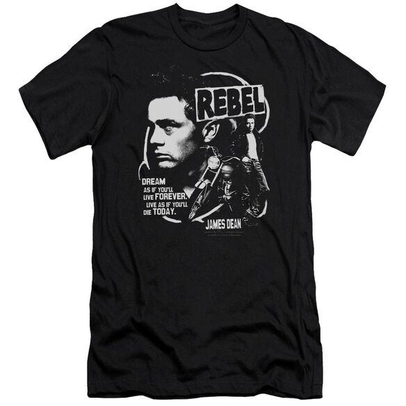 Dean Rebel Cover Short Sleeve Adult T-Shirt