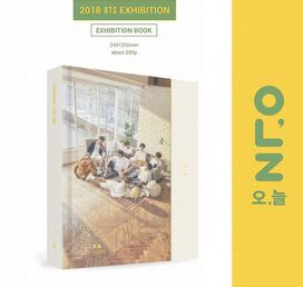 BTS - 2018 BTS Exhibition Book