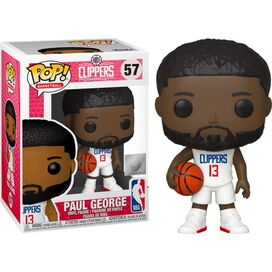 Funko Pop!: NBA Los Angeles Clippers - Paul George