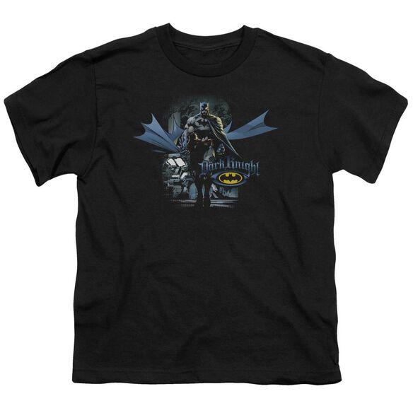 Batman From The Depths Short Sleeve Youth T-Shirt