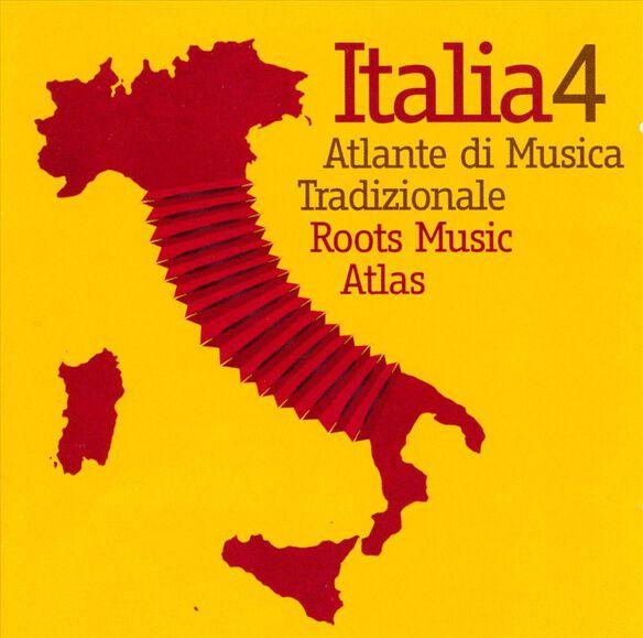 Italian 4: Atlante Di Musica / Various (Ita)