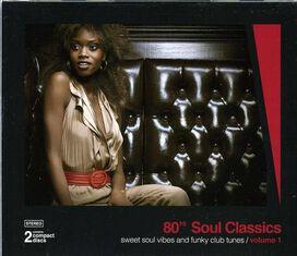 Various Artists - '80s Soul Classics, Vols. 1–5