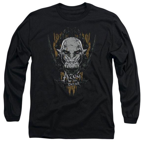 Hobbit Azog Long Sleeve Adult T-Shirt