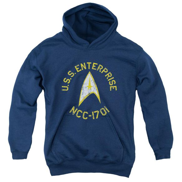 Star Trek Collegiate Youth Pull Over Hoodie