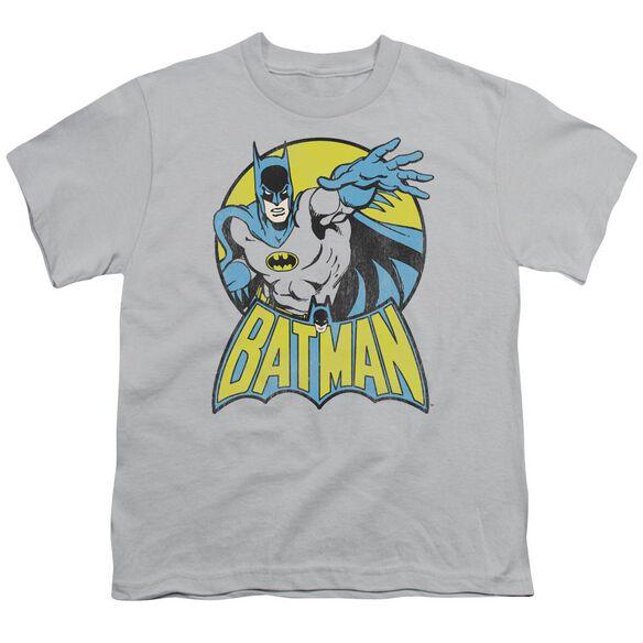 Dc Batman Short Sleeve Youth T-Shirt
