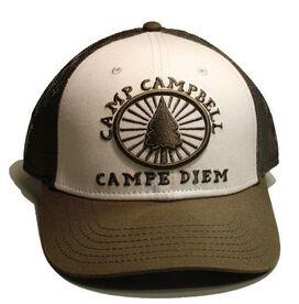 Camp Camp Camp Campbell Campe Diem Hat
