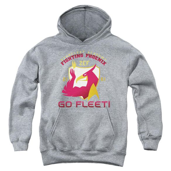 Star Trek Fighting Phoenix Youth Pull Over Hoodie