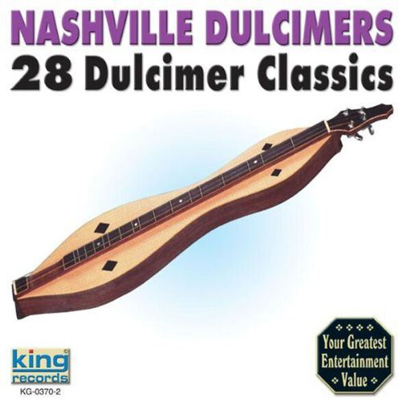 Nashville Dulcimers - 28 Dulcimer Classics
