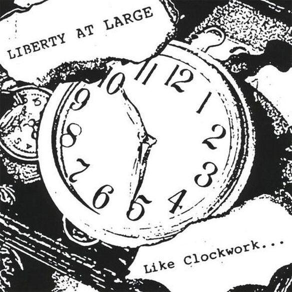 Like Clockwork (Cdr)