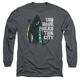 Green Arrow TV You Have Failed Long Sleeve T-Shirt