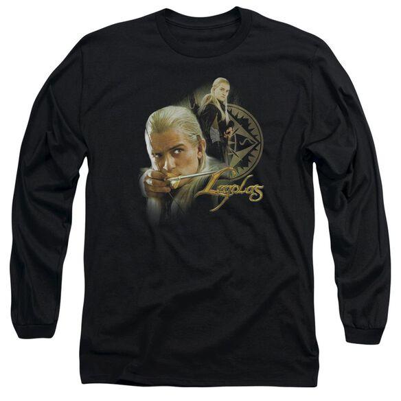 Lor Legolas Long Sleeve Adult T-Shirt
