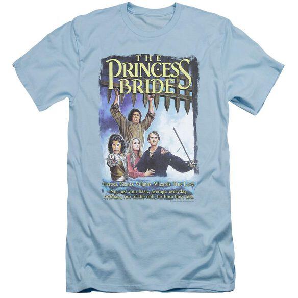 Princess Bride Alt Poster Short Sleeve Adult Light T-Shirt