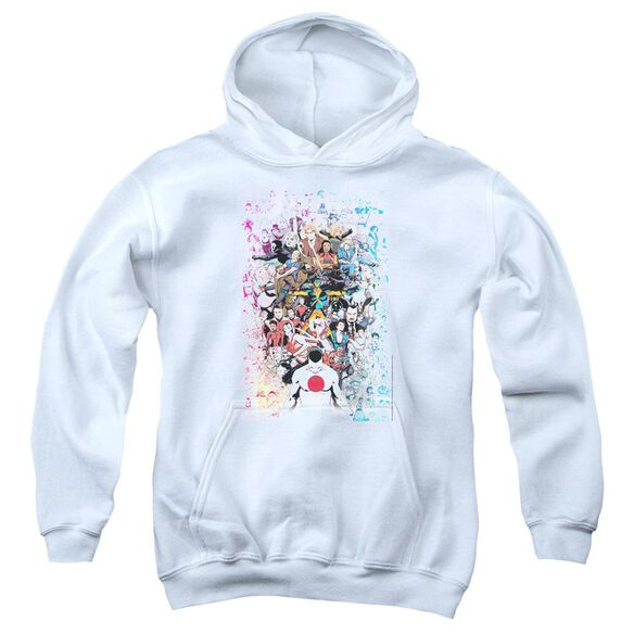 Valiant Everybodys Here Youth Pull Over Hoodie