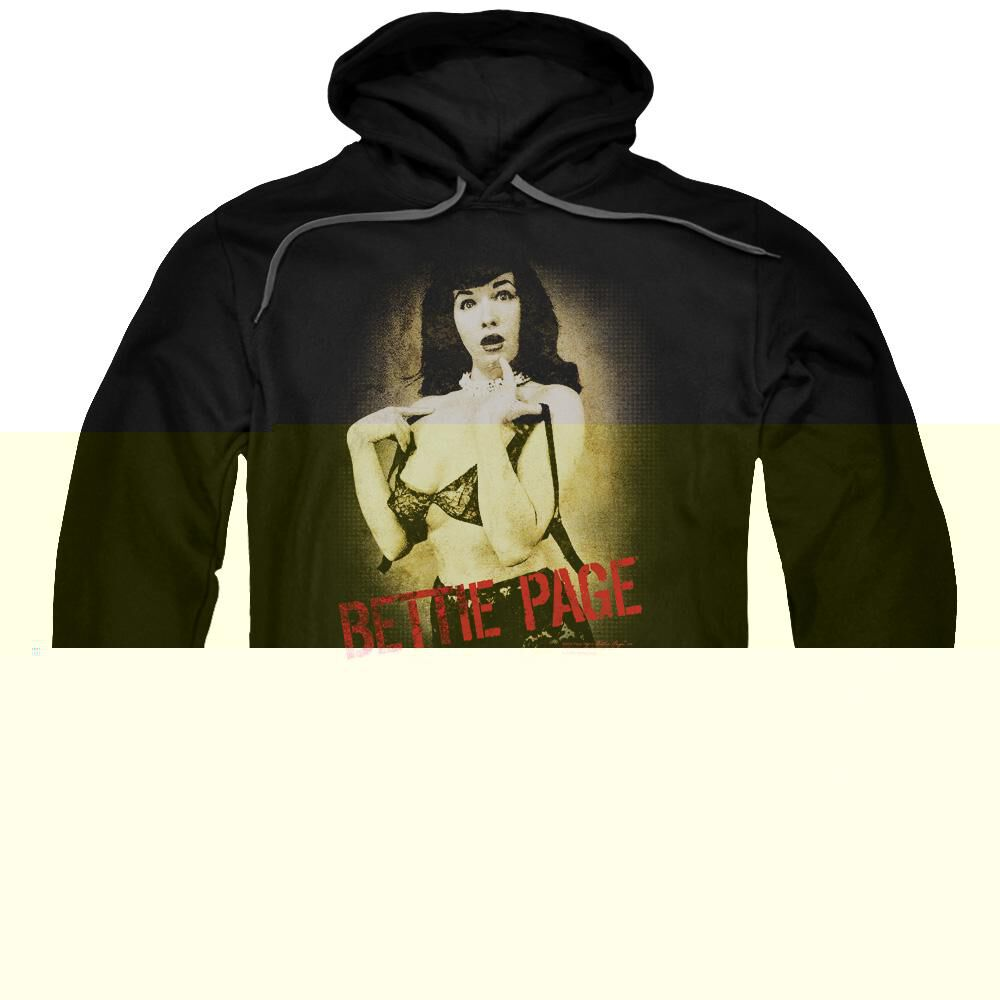 Bettie Page Spanky Time 2 Adult Work Shirt