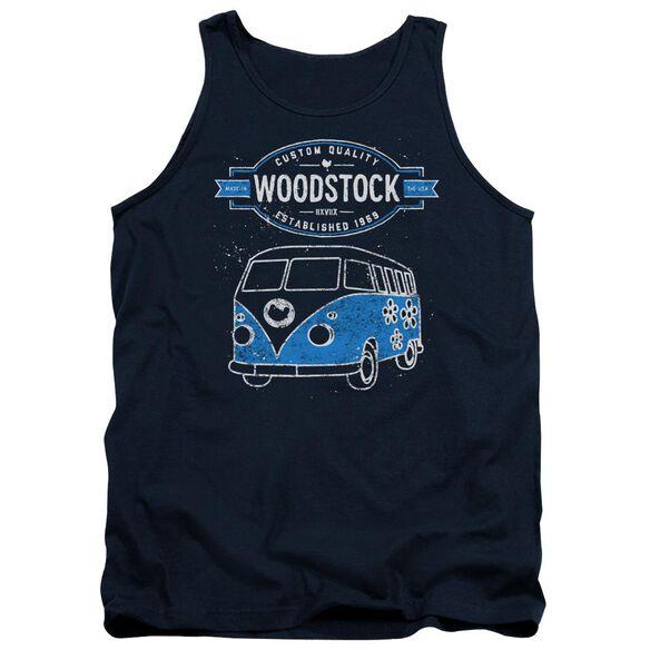 Woodstock Van Adult Tank