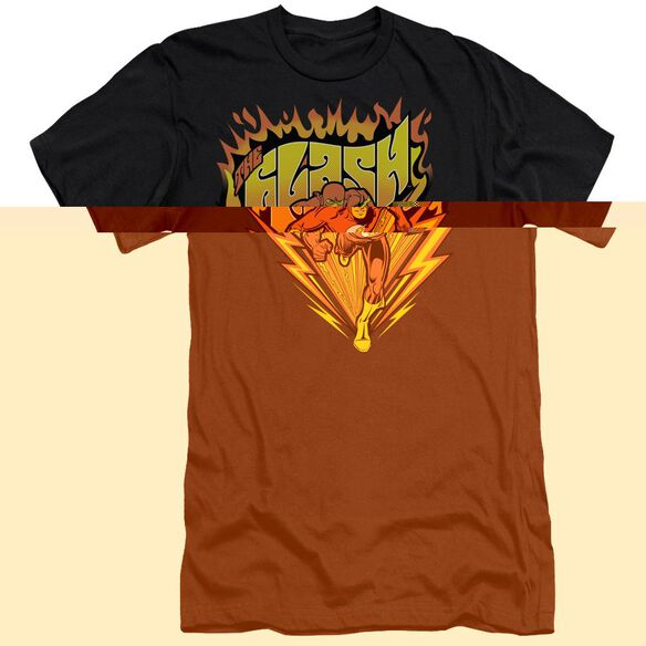 DC FLASH BLAZING SPEED-HBO S/S T-Shirt
