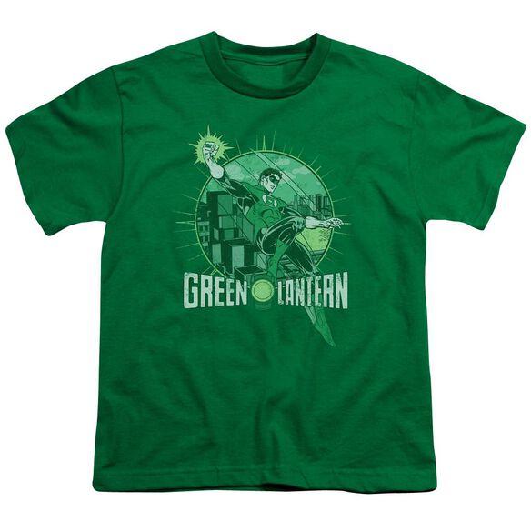 Dc City Power Short Sleeve Youth Kelly T-Shirt