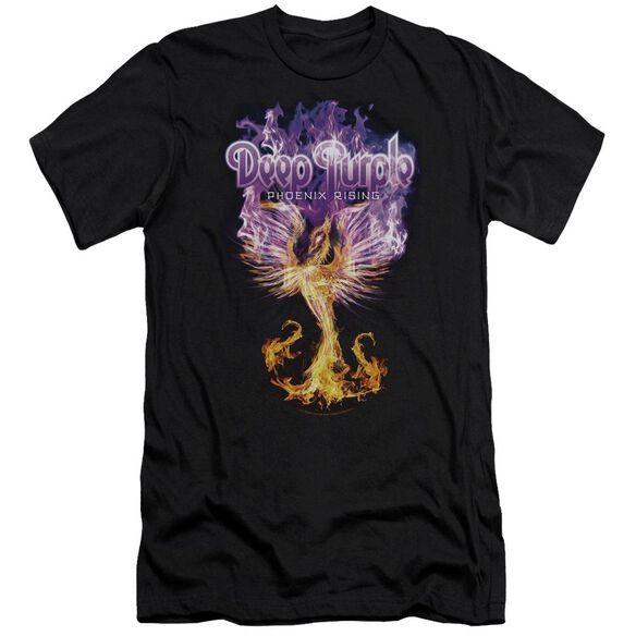 Deep Purple Phoenix Rising Short Sleeve Adult T-Shirt