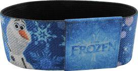 Frozen Olaf Snowflakes Elastic Wristband