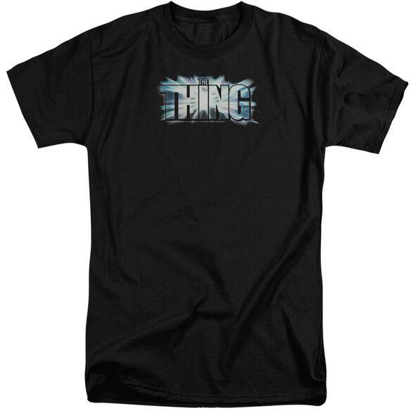 Thing Logo Short Sleeve Adult Tall T-Shirt