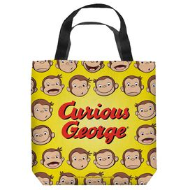 Curious George Heads Tote