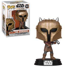 Funko Pop!: Star Wars The Mandalorian - The Armorer