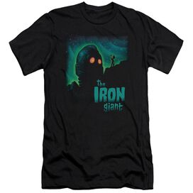 Iron Giant Look To The Stars Premuim Canvas Adult Slim Fit