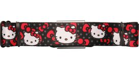 Hello Kitty Faces Bows Dots Seatbelt Belt