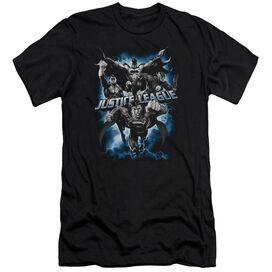 JLA JUSTICE STORM-S/S T-Shirt