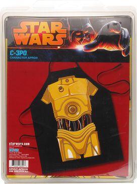 Star Wars C3PO Costume Apron
