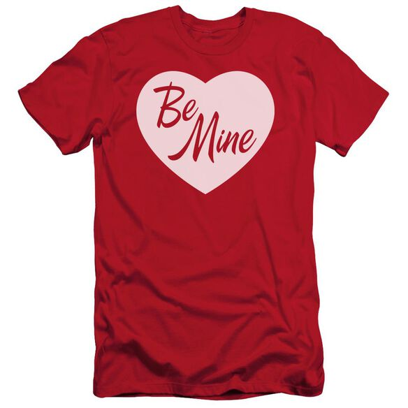 Be Mine Short Sleeve Adult T-Shirt