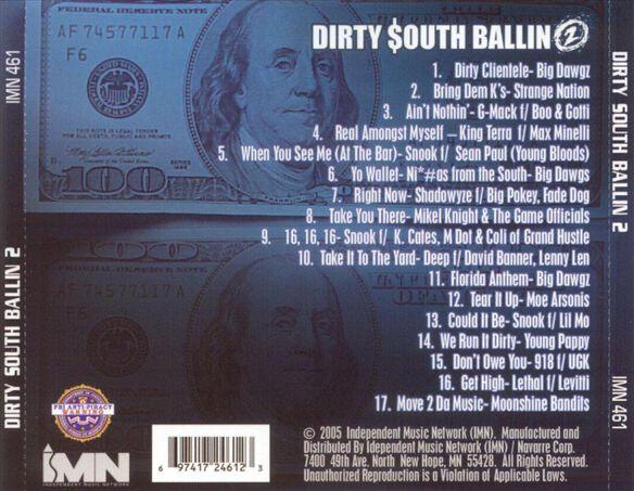 Dirty South Ballin' 2