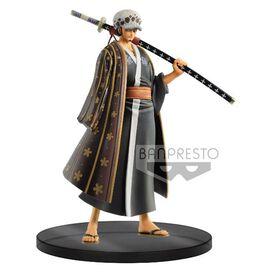 One Piece - Trafalgar Law Wanokuni The Grandline Men Vol 3 DXF PVC Figure