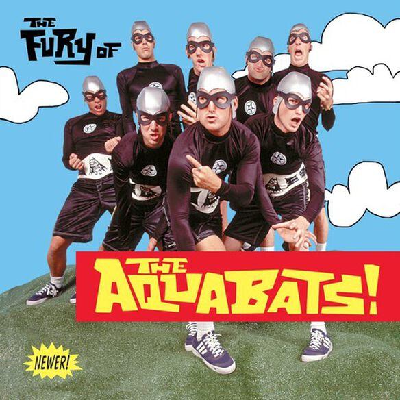 Aquabats - Fury of the Aquabats