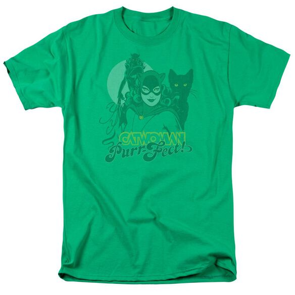 Dc Perrfect! Short Sleeve Adult Kelly T-Shirt