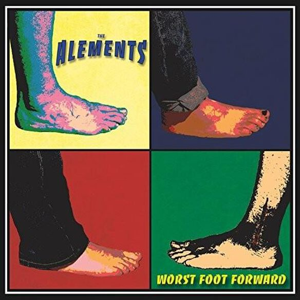 The Alements - Worst Foot Forward