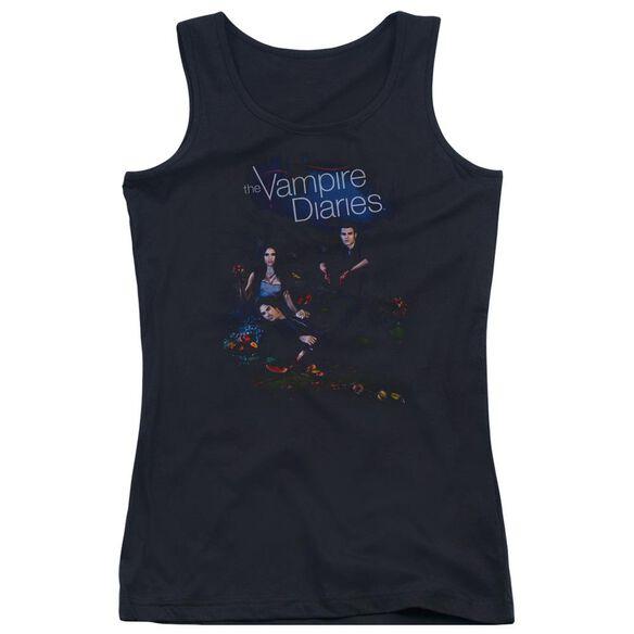 Vampire Diaries Tempted Juniors Tank Top
