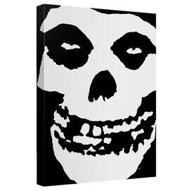 Misfits Fiend Skull Quickpro Artwrap Back Board