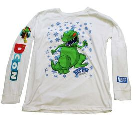Reptar on Ice DCON Long Sleeve T-Shirt