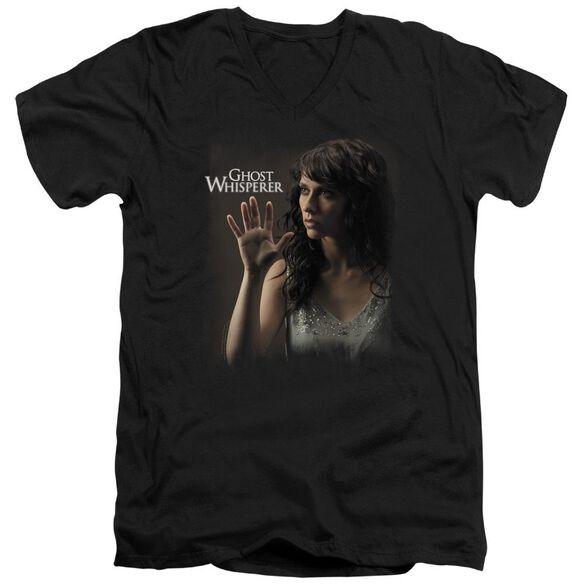 Ghost Whisperer Ethereal Short Sleeve Adult V Neck T-Shirt