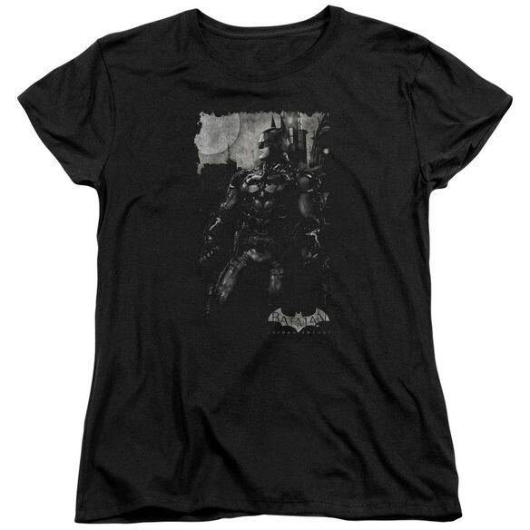 Batman Arkham Knight Bat Brood Short Sleeve Womens Tee T-Shirt