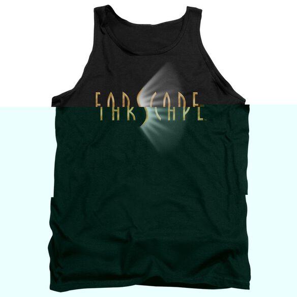 Farscape Logo - Adult Tank - Black