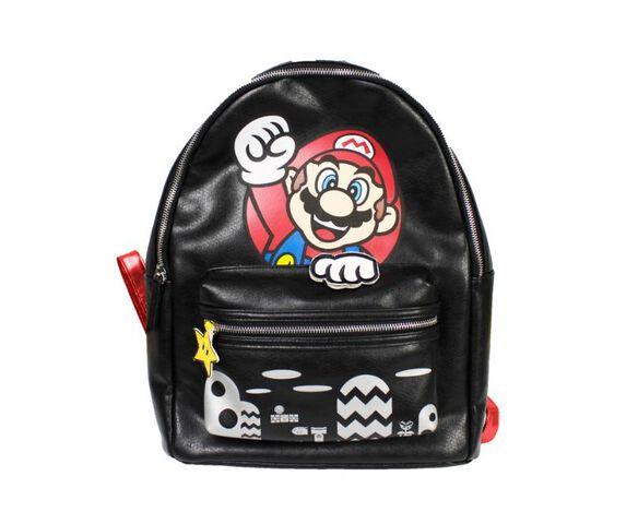 Super Mario Brothers Mini Backpack