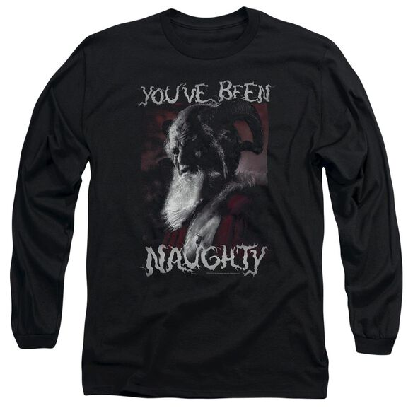Grimm Merry Krampus Long Sleeve Adult T-Shirt