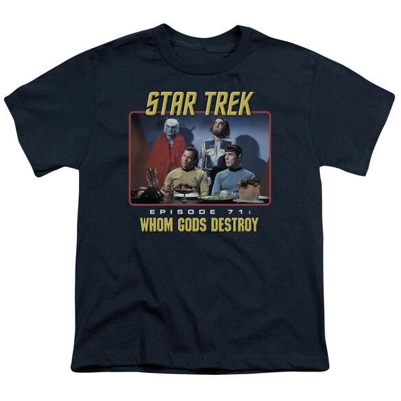 Star Trek Episode 71 Short Sleeve Youth T-Shirt